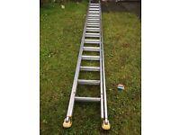 Ladder (double) titan trade 15 rung (4mtr)