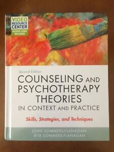 Counseling & Psychotherapy Theories in Context & Practice 2nd Ed