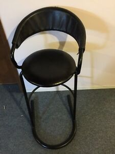 bar swivel chairs. euc, 80$ for all 4 of them.