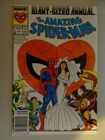 Spiderman Wedding Issue Comic Book