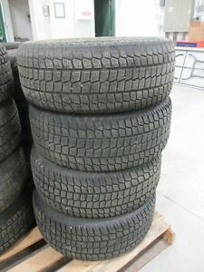 SET OF 4 WINTER TIRES 225 60 R 18 FIRESTONE WITH 80%