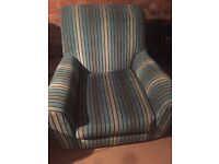 Turquoise chairs