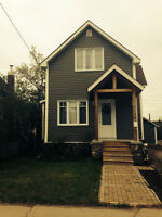 Beautifully renovated home for rent $1275.00+utilities