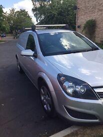 Vauxhall Astra van sportive px swap transit