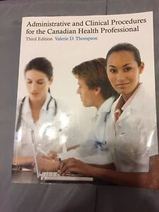 administrative and clinical procedures for the canadian health p