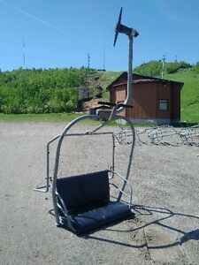 38 Ski Lift Chairs