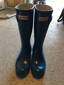 Hunter boots  for Girls size US 2M EU 33
