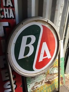 """2 sided B/A 36"""" curbside sign 306-717-9678"""