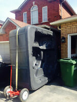 TORONTO HUT MOVERS 1 647 539 8827