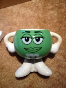 M&M Miss Green Mug / Cup