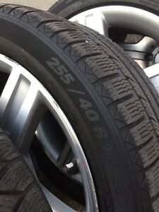 Mercedes s63 AMG rims and tires  Windsor Region Ontario image 3