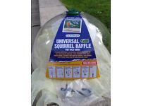 Un-used Gardman Bird Feeder Universal Squirell Baffle