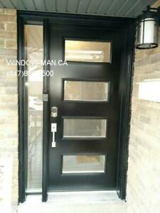 Door Contemporary Modern Shaker Stylish  Energy Efficient