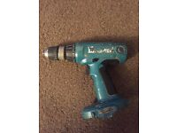 Makita 18v drill body only