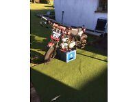 PIT BIKE Race ready junior stomp £575ono