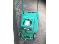 Qualcast mower cuts well