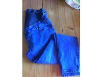 Size 14 Maternity Skinny Jeans