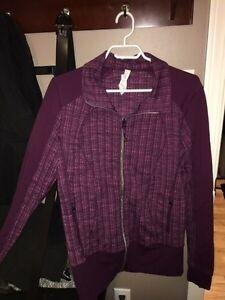 Lulu Lemon zip hoodie