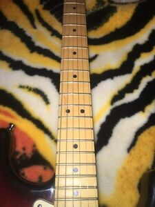 American Standard Stratocaster, made in USA Prince George British Columbia image 4