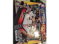 Lego wrestling ring