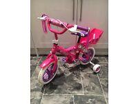12 inch girls bike