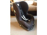 BRITAX Group 1 Car Seat - suitable from 9 months to 4 years approx - good condition!