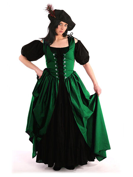 Medieval Victorian Gown