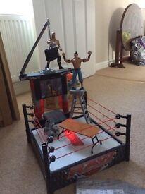 Wrestling Set