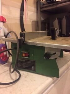 """7"""" superior tile cutting saw"""