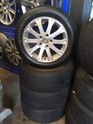 "Holden Calais 17"" Alloys and Tyres Wickham Newcastle Area Preview"
