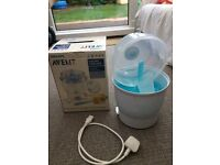 AVENT Electric steriliser