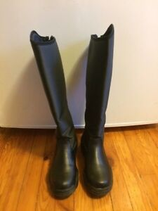 Women's Winter Riding Boots - Size 7