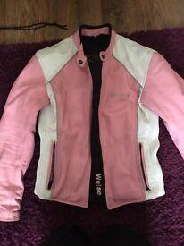 Weiss bike jacket