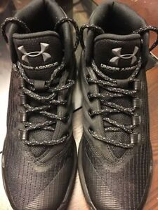 Steph Curry 3's Under Armour Youth Shoes