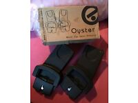 Oyster maxi cosi adapters