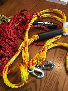 Airhead Tow Ropes & Harness