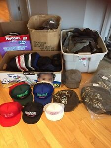 Attention Businesses: New Hat Lot -Womens, Mens Kids 100's