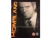 Homeland DVD Boxset - Seasons 1 and 2