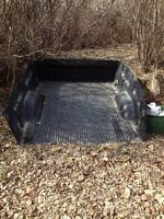 Drop-in truck bed Liner.   Almost new!