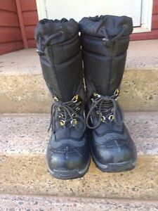 BRP Skidoo Snowmobile Boots