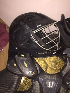 "Lacrosse equipment  box and field  ""open to offers "" Regina Regina Area image 3"