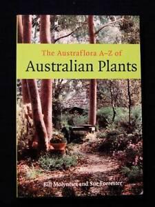Austraflora A-Z of Australian Plants - Molyneux & Forrester Loganholme Logan Area Preview