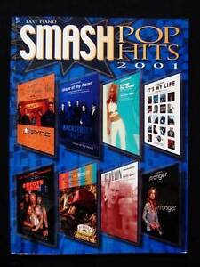 Smash Pop Hits 2001 Songbook [Easy Piano] Loganholme Logan Area Preview