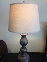 EH Ashley Silvine Table Lamps (2)