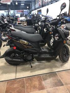 2018 Yamaha BWs 50