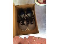 Boys shoes -trainers - sizes 10/11