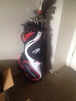 Nicklaus golf clubs for sale.