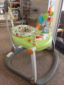 Fisher-Price Woodland Friends Space-Saver Jumperoo