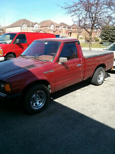 1982 datsun 720 regular cab pickup truck used cars for 21 iceboat terrace for sale