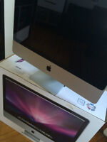 iMac 24-inch 2.8GHz Intel Core 2 Duo 4GB RAM / $400 (OBO)
